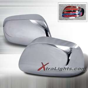 06 09 Toyota Yaris Side Mirror Covers   Chrome (pair) Automotive