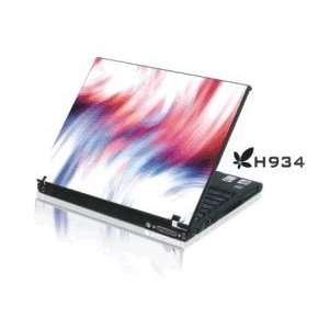 15.4 Laptop Notebook Skins Sticker Cover H934 FireStorm