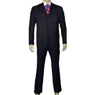 $1595 Polo Ralph Lauren Mens Wool/Cashmere Pinstripe Suit