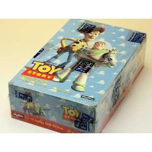 Disneys Toy Story Trading Cards  Toys & Games