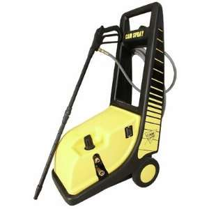 1000 PSI Cold Water Electric Roto Cart Pressure Washer with Electric
