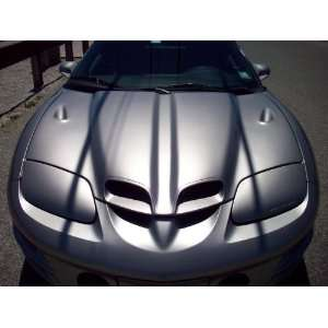 1998 2002 Pontiac Firebird WS9 Ram Air Heat Extraction Fiberglass Hood