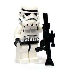 LEGO Star Wars LOOSE Mini Figure Stormtrooper with Blaster