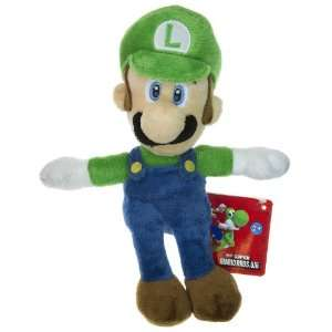 25 Plush   New Super Mario Bros Wii Plush Series Toys & Games