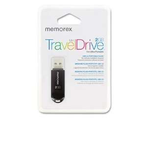 Mini Travel Drive USB Flash Drive 2GB