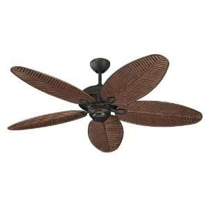 Monte Carlo 52 Cruise Outdoor Fan   Roman Bronze (Wet
