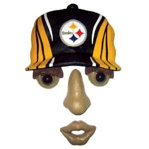 Pittsburgh Steelers Tree Forest Face Garden Decoration