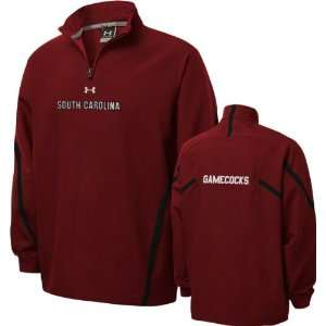 South Carolina Gamecocks Cardinal Under Armour Performance Football
