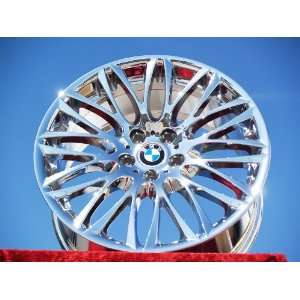 BMW 7 series SportStyle 149 Set of 4 genuine factory 20inch chrome