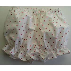 Bloomers ~ Red Polka Dot ~ Baby Girl Baby