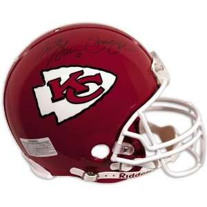 Mounted Memories Kansas City Chiefs Priest Holmes/Trent Green Signed