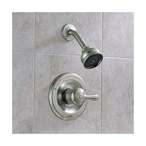 Single Handle Shower Faucet   Stainless Steel