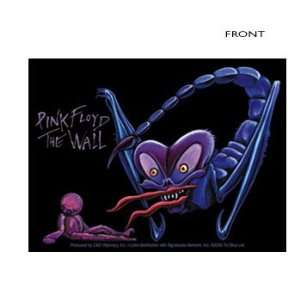 Pink Floyd   The Wall Bug Sticker