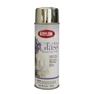 Krylon K09033000 Looking Glass Mirror Like Aerosol Spray