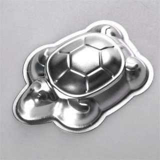 Aluminum Cake Chocolate Jello 3D Pan Heart Mold 2.9