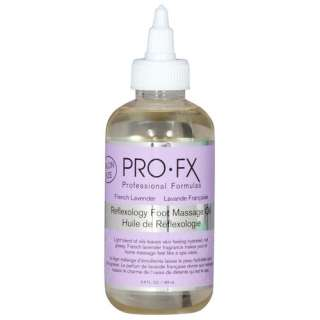 Pro FX Reflexology Foot Massage Oil, 5.5 fl oz Massagers & Spa